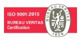certificado ISO:9001